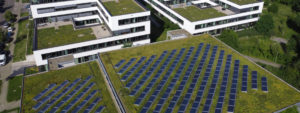 Solar Garden Roofs