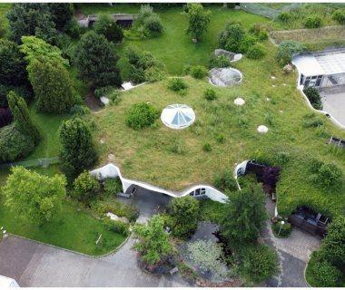 32 NetZero Green Roof