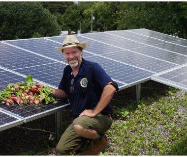 46 Nanny Plants and Solar Garden