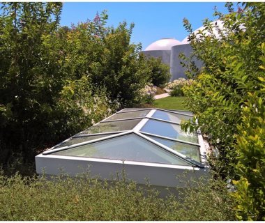 19 Intensive Green Roofs