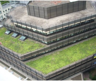14 Green Roof lasts longer than the building