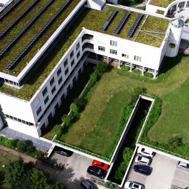 moddern green roof technology
