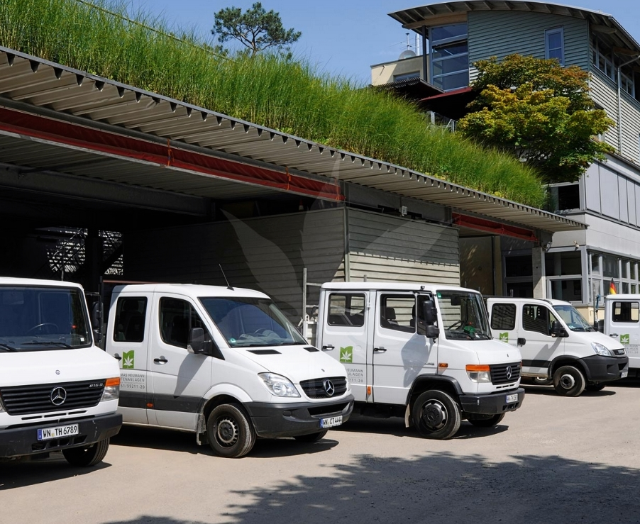 Energy saving with Green Roofs?