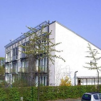 One of the first Passive House