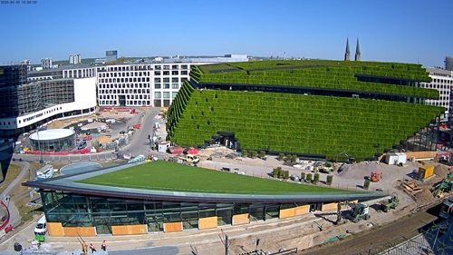 advantages of Green Roofs